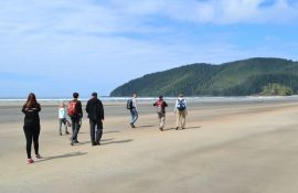 San Josef Bay Beach Hike